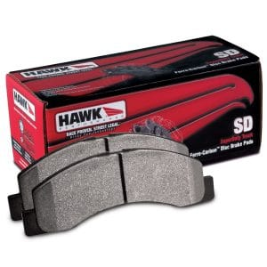 Hawk Performance HB552P.722 SuperDuty Brake Pad review