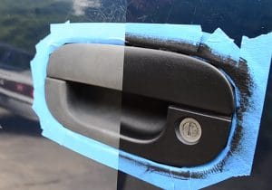 How To Restore Faded Car Plastic