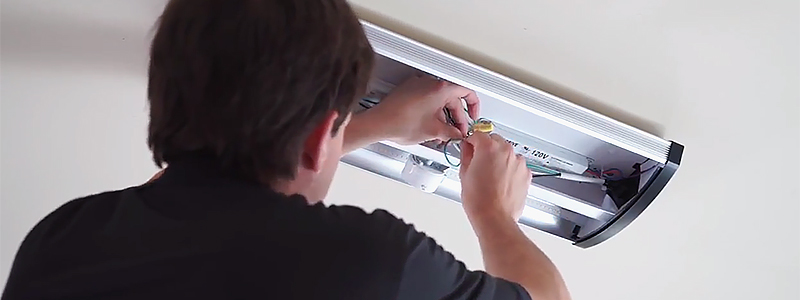How to Install Garage Lighting
