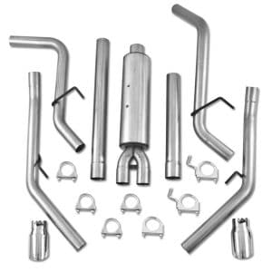 MBRP S5146AL Cat Back, Dual Split Rear Exhaust System (Aluminized Steel) review