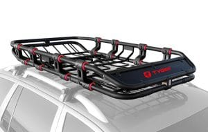 Tyger Super Duty Roof Cargo Basket review
