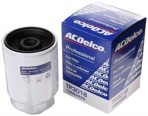 ACDelco TP3018 Professional Fuel Filter with Seals review