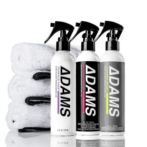 Adams Ceramic Spray Coating 8 oz Complete Kit review