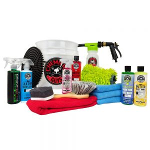 Chemical Guys HOL148 Arsenal Builder Wash Kit review