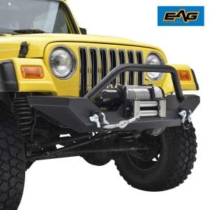 EAG Front Bumper review