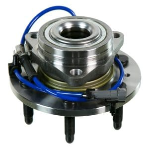 MOOG 515036 Wheel Bearing and Hub Assembly review