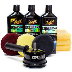Meguiars G55107 Dual Action Power System Kit review