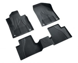 Mopar 82214855 Black All-Weather Floor Mat review