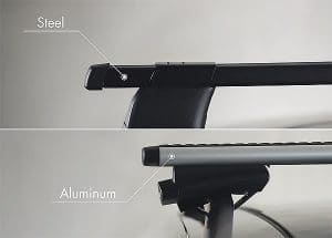 Thule vs Yakima Material and Mounting