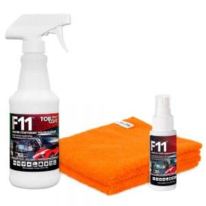 TopCoat F11 Master-Craftsman Polish & Sealer 1 Kit review