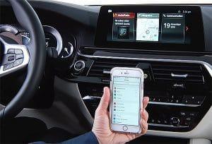 Activate Apple CarPlay