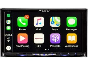 Pioneer Avh-w4400nex Apple CarPlay