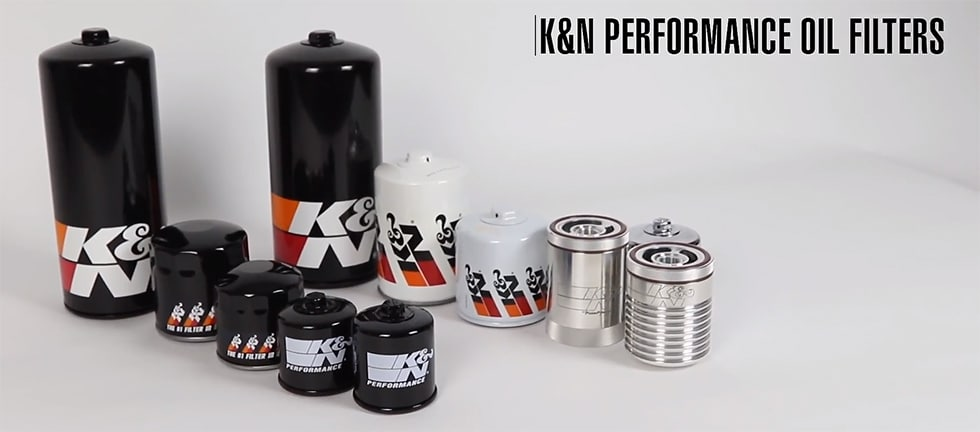 K&N Performance Oil Filters Review