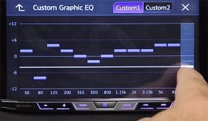 Set up best Equalizer Settings in car