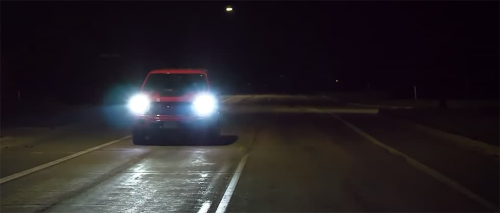 DOT Regulations for LED Headlights