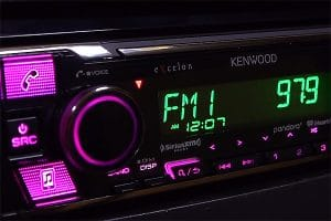 Kenwood eXcelon KMM-X503 review