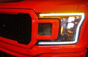 State Specific Regulations LED Headlights Legal