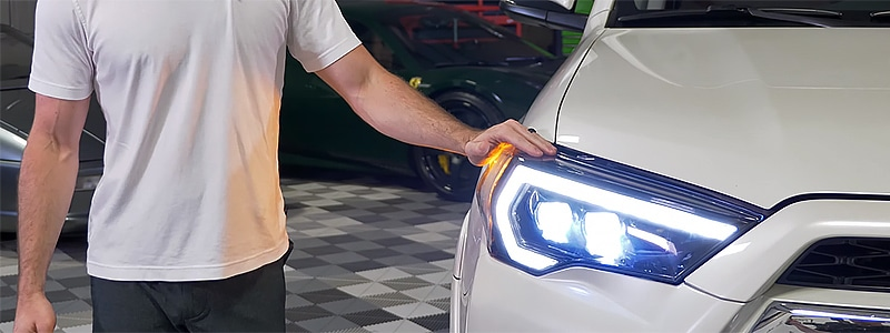 Are LED Headlights Legal
