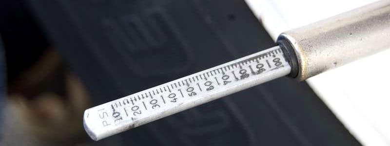 tire gauge psi