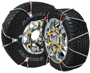 Security Chain Company Super Z6 Cable Tire Chain review