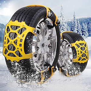SUPTEMPO Snow Tire Chains review