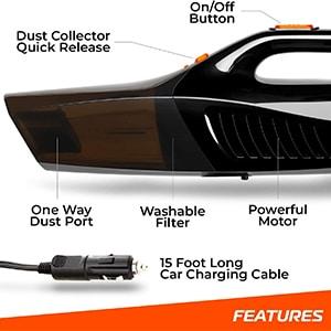 Swiftjet Car Vac review