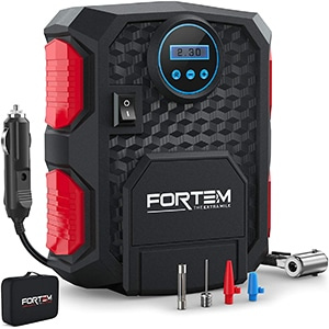 Fortem Digital Tire Inflator review