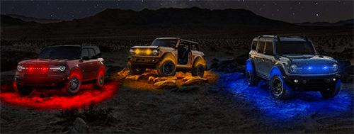 truck rock lights