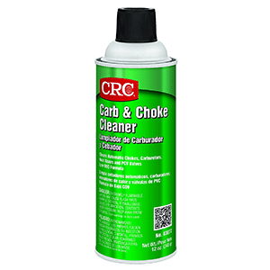 CRC Carb Cleaner