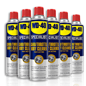 WD-40 Carb Cleaner
