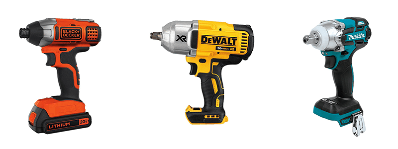 Best Cordless Impact Wrenches