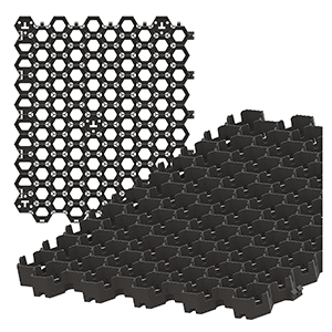 Standartpark HEXpave grid permeable paver system