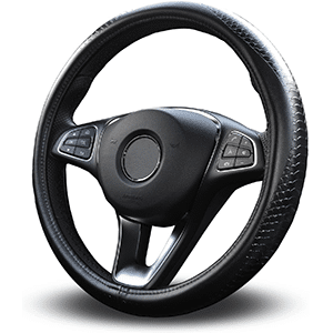 Vitodeco Odorless Leather Steering Wheel Cover